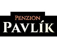 Logo - Penzion Pavlík Klidné prostředí sdobrou dostupností